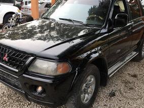 Mitsubishi Montero Bonita