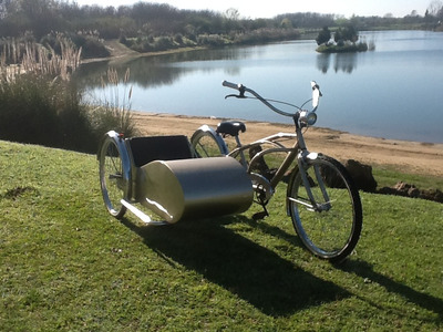 Alquiler De Bicicletas Sidecar Para Eventos
