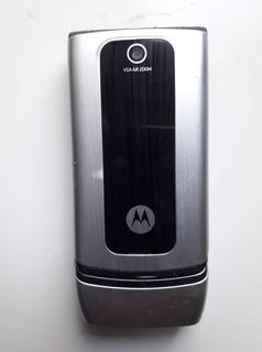 Celular Motorola W375 Con Cargador Y Bateria Caja Original