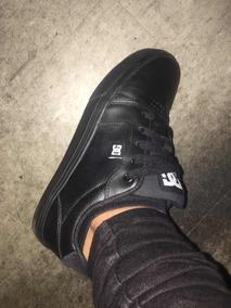 Tênis Dc Shoes Couro