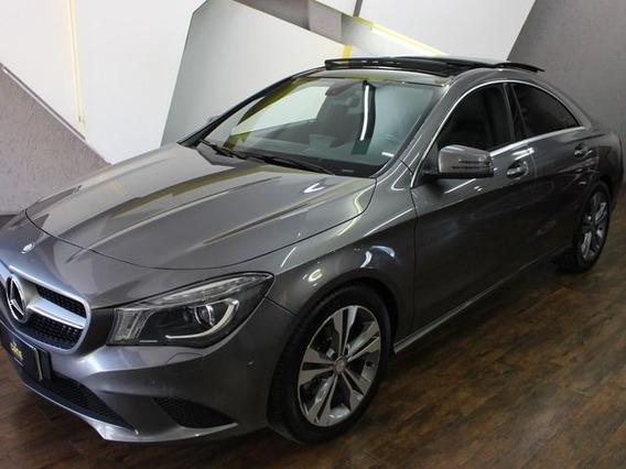 Mercedes-benz Cla 200 Vision 1.6 16v Turbo, Ity9399