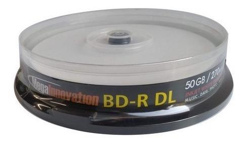Blu Ray Megainnovation 50 Gb Printable Frete Grátis