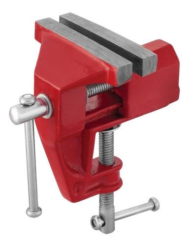 Mini Torno Bancada Fixo 141690 Worker