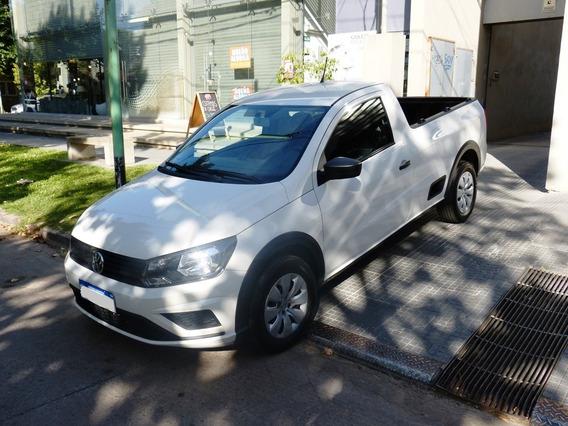Volkswagen Saveiro Cs 1.6 2017 / Solo 9800 Km /oportunidad