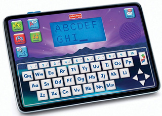 Tablet Interactiva Fisher Price