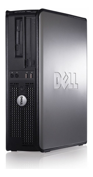 Dell Optiplex 760 Intel2 Duo E7500 2gbram Hd80gd Refurbished