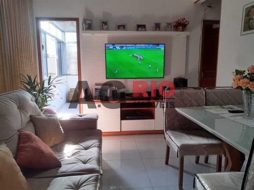 Imagem 1 de 12 de Apartamento-à Venda-cascadura-rio De Janeiro - Vvap20846