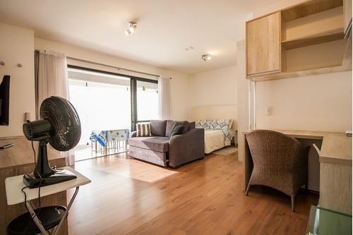 Imagem 1 de 28 de Apartamento Mobiliado Para Locação, R$ 2.300,00 1 Dormitório, 42 Metros, Avenida Brigadeiro Luís Antônio, 323 -bela Vista, São Paulo, Sp - Sp - Ap6377_sales