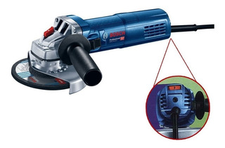 Esmerilhadeira 5 Pol 900w Bosch Gws Controle Velocidade