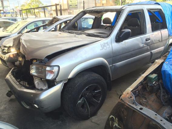 Sucata Nissan Pathfinder Se 3.5 V6 2004 2005 Em Peças