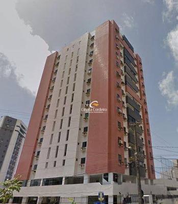 Apartamento Com 3 Dormitórios À Venda, 84 M² Por R$ 280.000 - Bessa - João Pessoa/pb - Ap2298