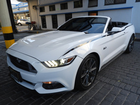 Ford Mustang Premium Gt At 5000cc Convertible