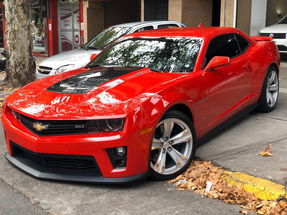 Chevrolet Camaro Zl1 580hp Supercharger Caja Manual New Cars