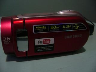 Filmadora Samsung Sc-mx20 W/34x Optical Zoom