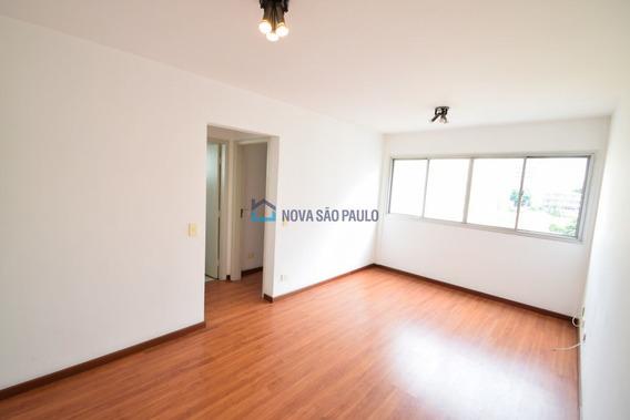 Apartamento Vila Clementino, Para Solteiros, Senhoras E Senhores, Entrar E Morar. - Bi19549