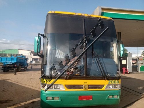 Imagem 1 de 4 de Busscar Vissta Buss Hi Mb 0400 Rsd Trucado Ano 00 Ref 531