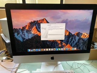 iMac Core I5 Mid 2014 8gb Hd 500gb Factura Garantia 21.5