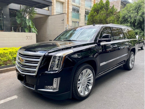 Imagen 1 de 15 de Cadillac Escalade Esv 2016 6.2 Platinum At
