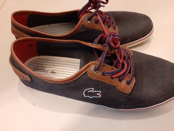 Sapato Lacoste 41 Masculino Usado