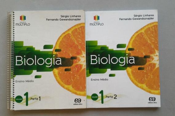 Biologia - Vol.1 - Projeto Múltiplo - Ensino Médio