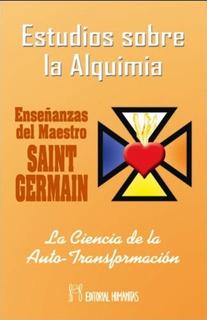 Estudios Sobre La Alquimia T.1, Saint Germain, Humanitas
