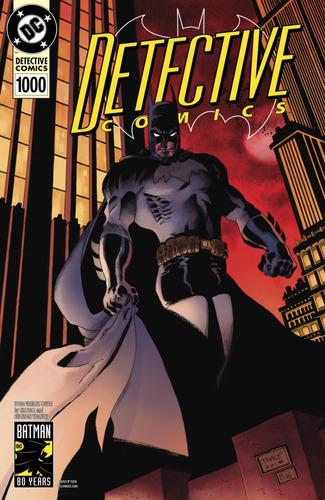 Detective Comics #1000 1990's Variant Cover (2019) Batman Dc
