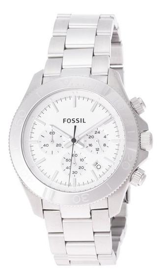 Relógio Fossil Cronógrafo Classic Fch2847-z