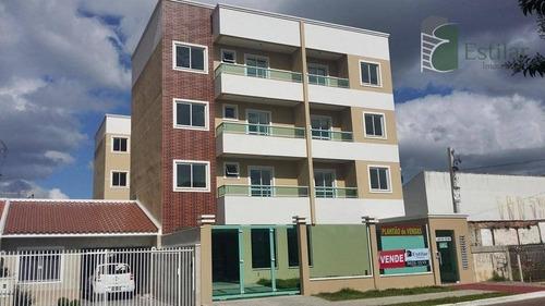 Imagem 1 de 24 de Apartamento 02 Quartos No Cidade Jardim, São José Dos Pinhais. - Ap1526