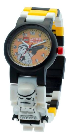Reloj De Star Wars Lego Para Niño