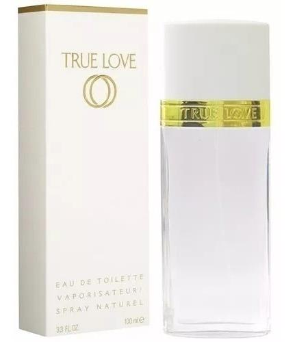 Perfume True Love Elizabeth Arden Edt 100ml Fem Original