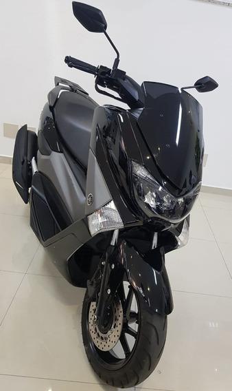 Yamaha N Max 160 Abs 2019 Preta