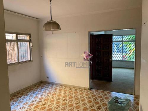 Sobrado Rudge Ramos! Excelente Localizaçao! 3 Dormitórios, 1 Suite, 2 Vagas! - So0285
