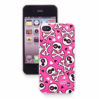 Capa Para Celular iPhone 4/4s Skin - Love Punk