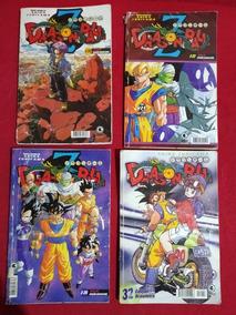 Mangás Dragon Ball Z N° 22-23-24-32