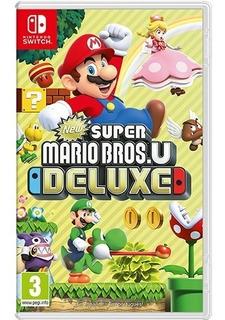 New Super Mario Bros. U Deluxe Nintendo Switch - Prophone
