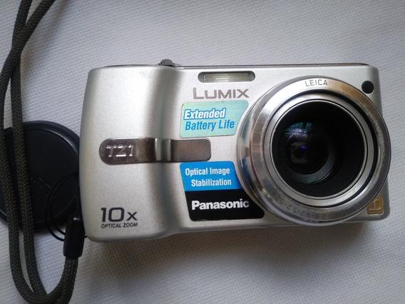 Camara Digital Marca Panasonic Modelo Dmc-tz1 Usada Y En Bue