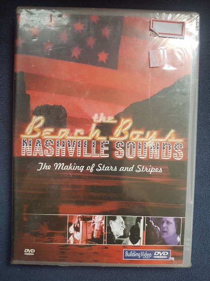 The Beach Boys - Nashville Sounds - Dvd Original