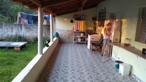 Casa À Venda No Balneário Gaivota Em Itanhaém - 3123   A.c.m