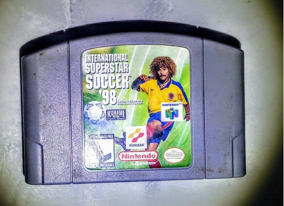 Superstar Soccer 98