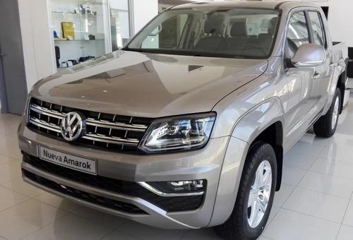 Volkswagen Amarok 2.0 Highline 4x2 At 180cv 0 Km Autotag  Vw