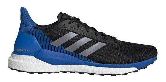 Zapatillas adidas Solar Glide St 19 Negras - Boost