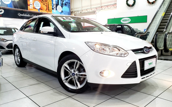 Ford Focus Sedan 2015 Se 2.0 Automatico Completo