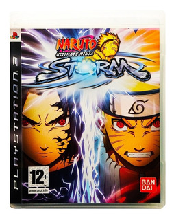 Naruto Ultimate Ninja Storm En Español Ps3 - Playstation 3