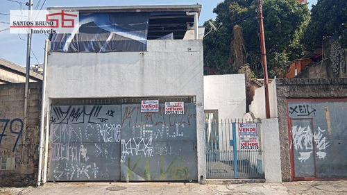 Imagem 1 de 30 de Sobrado Com 3 Dormitórios À Venda Por R$ 900.000,00 - Vila Palmeiras - São Paulo/sp - So1041