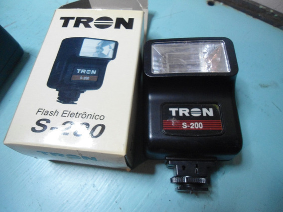 Flash Tron S-200 No Estado