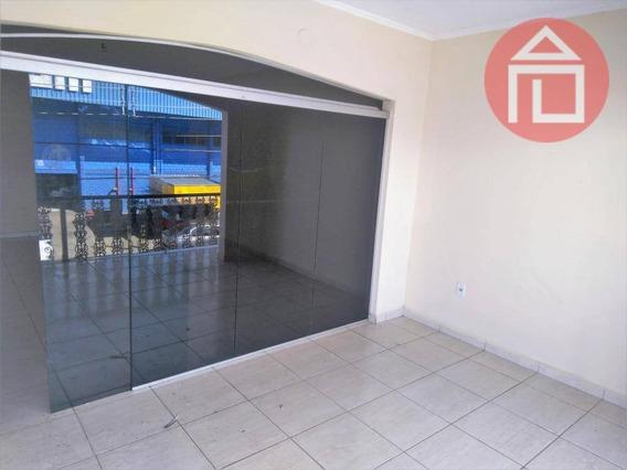 Casa Com 5 Dormitórios À Venda, 300 M² Por R$ 600.000 - Jardim Recreio - Bragança Paulista/sp - Ca1884