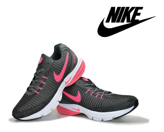 Tênis Feminino Running Presto Caminhada Corrida Academia Extra Leve