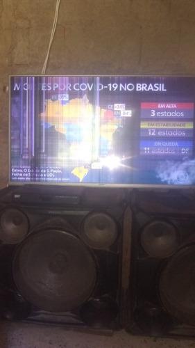 Tv Tcl Semp Toshiba 43 Polegadas Está Quebrada Funciona Bem