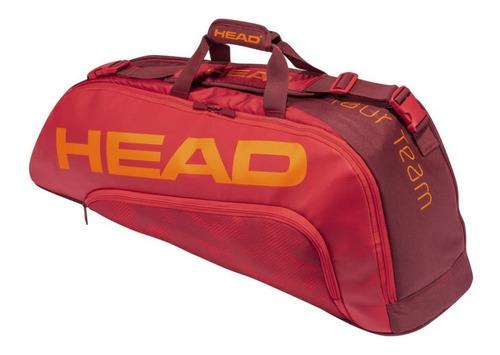 Raqueteira Head Tour Team 6r Vermelho