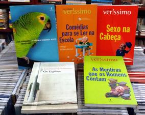 Luis Fernando Veríssimo - 5 Livros Diversos Títulos